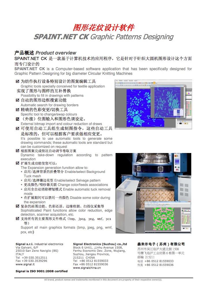 Electronic Jacquard Needle Selection China-part2