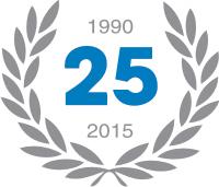 Logo 25 anni Signal