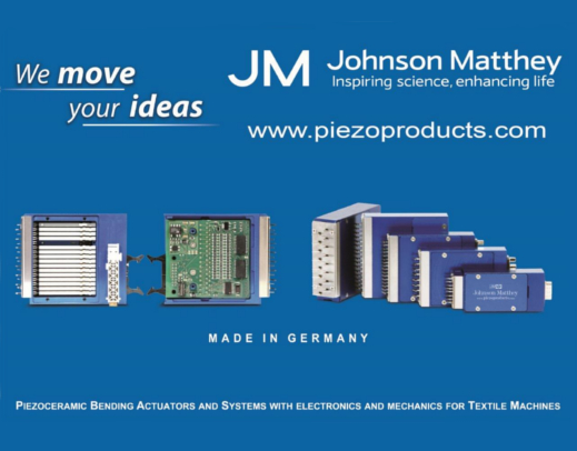 Distributore Johnson Matthey