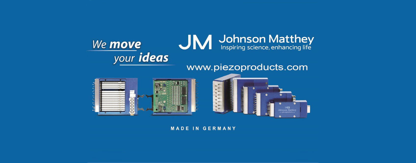Johnson Matthey Header
